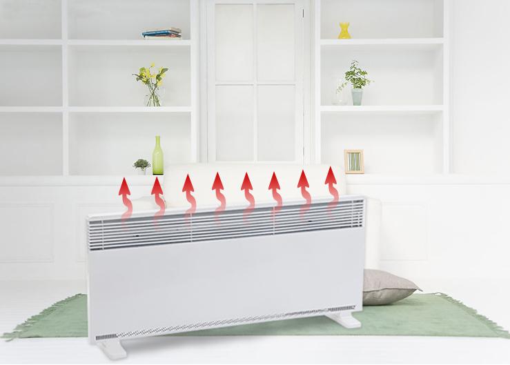 老人和小孩使用對流式取暖器可以嗎