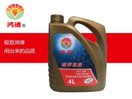 磁浮全合成发动机油