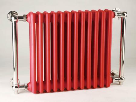 散热器展示