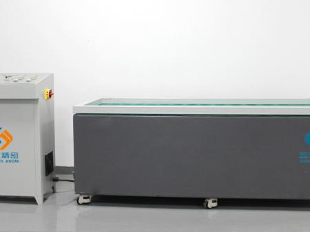 平移磁力抛光机