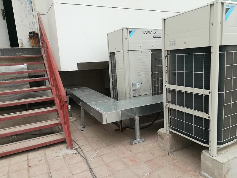 大型中央空調冷凍水系統,你了解多少?