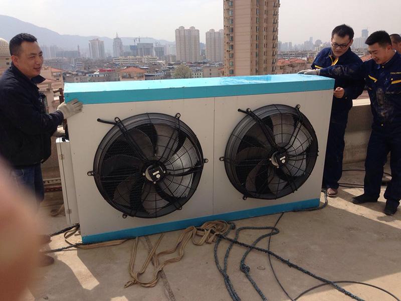 兰州空调专业安装维修-兰州北方制冷工程-兰州多联机中央空调安装、维修