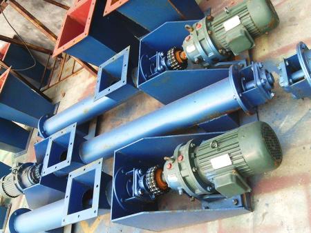 螺旋输送机设计及制造的步骤