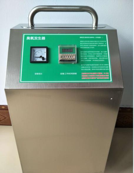 食品廠臭氧發生器保養方法