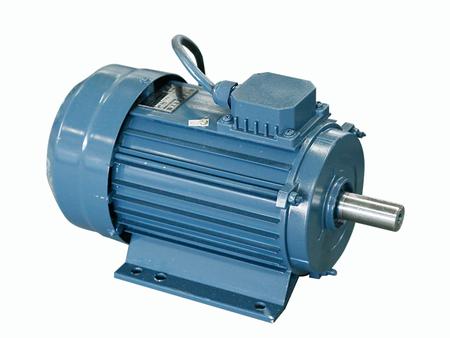 皮带式负压风机专用带罩电机