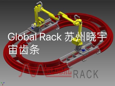 桁架机器人标准件系统中自动化标准件的应用