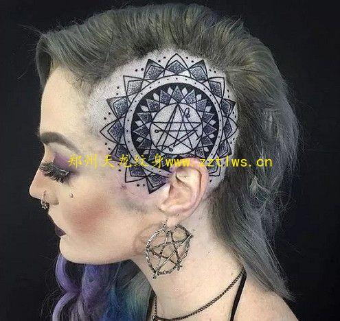 巩义纹身店