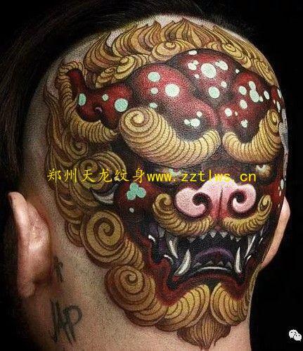 中牟纹身店