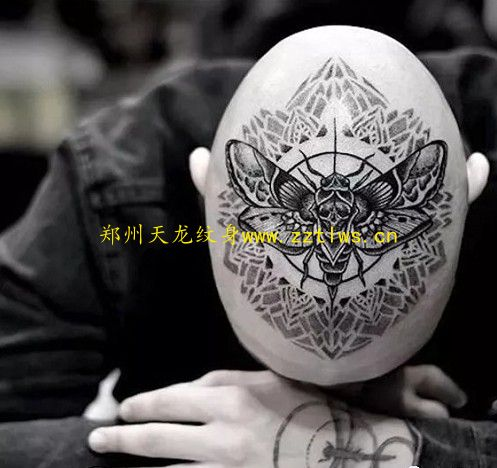 登封纹身店