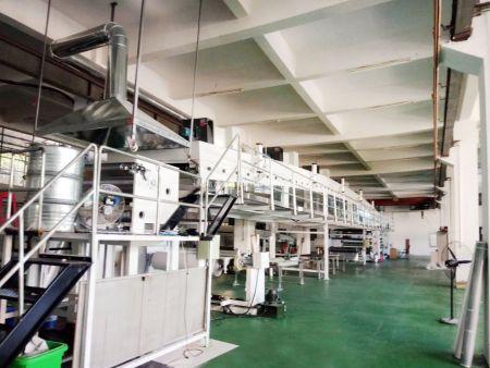 我们用技术支撑反光材料未来的发展
