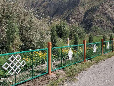 艺术围栏工程
