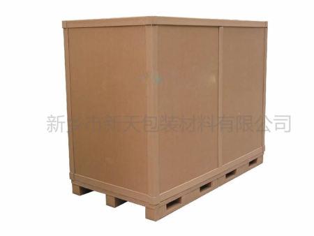 蜂窩紙箱包裝的特點