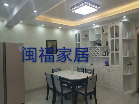 闽福橱柜专注于泉州彩世界苹果版、衣柜定制定做  厂家直销