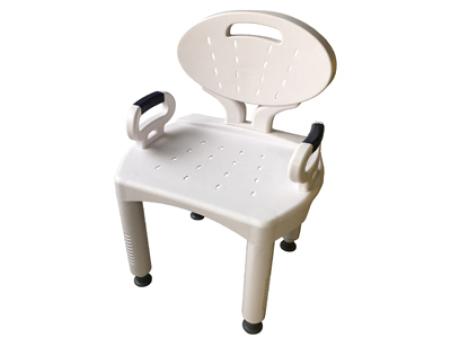 Durable Luxury Plastic Shower Chair SC34006