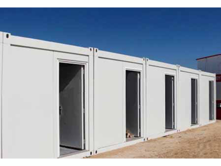 甘肃集装箱房与彩钢房的对比
