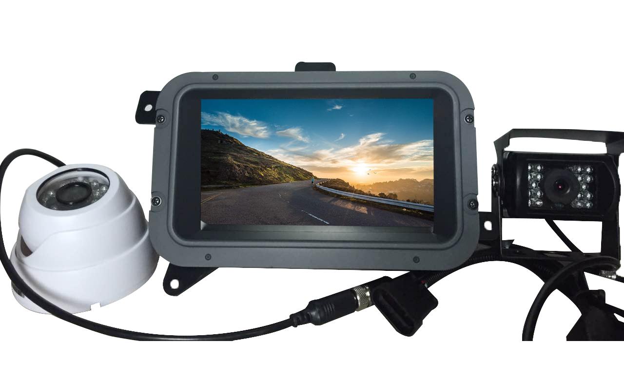 沈陽車載液晶顯示器:便攜式車載顯示屏有哪些特點?