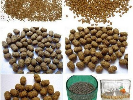 水产饲料生产常见问题和处理措施