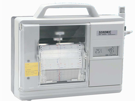SEKONIC温湿度记录仪使用注意事项