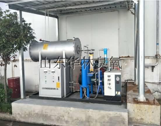 關于大型臭氧發生器的功能以及應用范圍