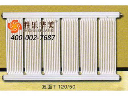 鋁合金暖氣片廠家淺聊散熱器接口安裝的三方式