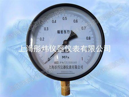 0.25级精密压力表