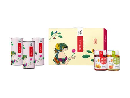花π四季系列礼盒 100-200元