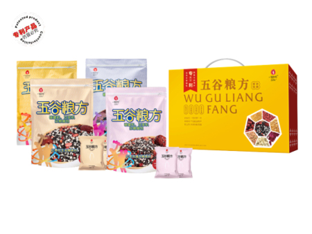 五谷粮方系列礼盒 100-200元