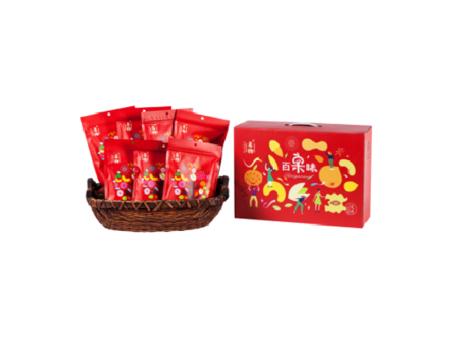 坚果系列礼盒 100-500元