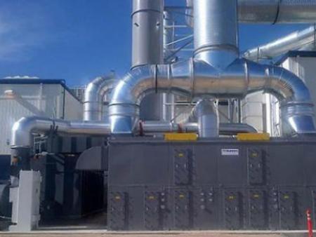 西安酸碱废气处理