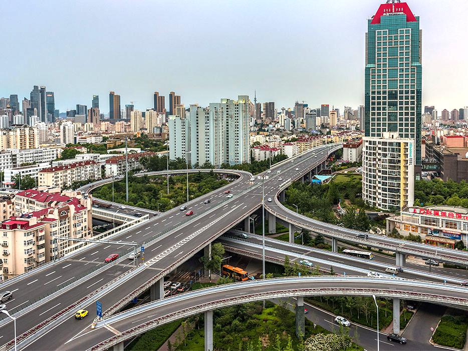 高架桥路面