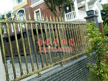 南宁铁艺围栏
