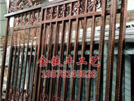 广西铁艺,铁艺护栏,铁艺围栏