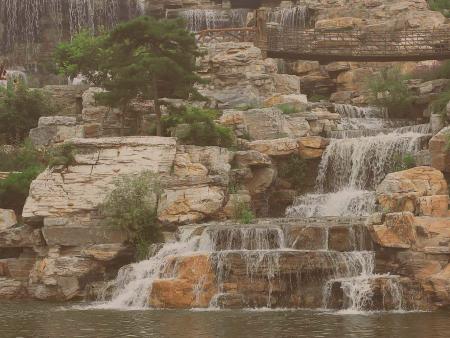 辽阳园林风景石祝您【金九银十】大吉大利——千层石您了解吗?