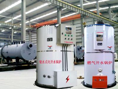 电开水炉|电开水锅炉|电茶水炉|大型电开水器-304不锈钢电开水锅炉|易捷锅炉