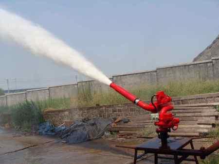 泡沫灭火剂的灭火原理及应用范围