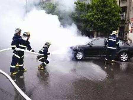 防汽车自燃八法
