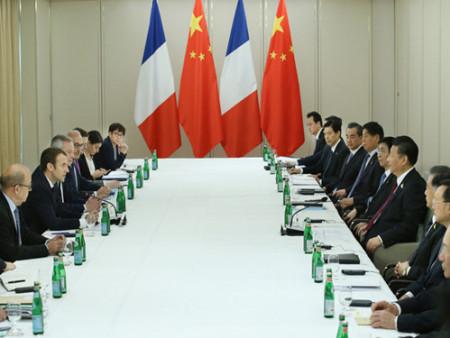 專訪法國總統馬克龍:中國是不可缺少的合作伙伴