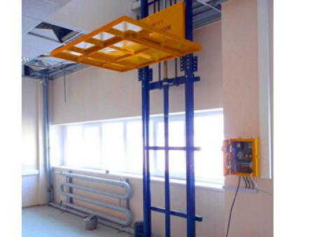 升降货梯厂家教你维护设备钢丝绳