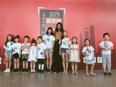 上海少兒模特培訓-上海美呆文化傳播有限公司