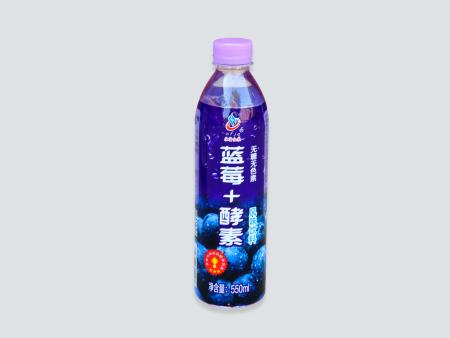 藍莓+酵素