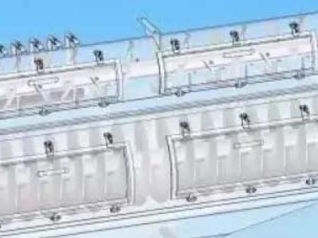 制粒系统中调质器的性能