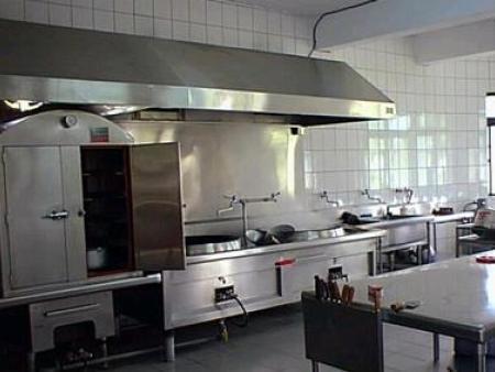 酒店厨房用品回收案例