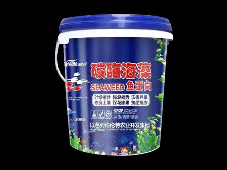 碳酶海藻魚蛋白
