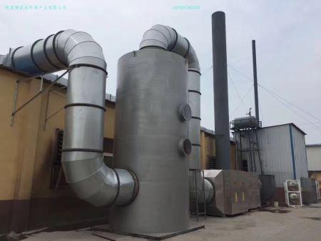鍋爐廢氣處理設備
