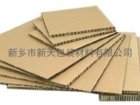 蜂窝纸板的概述