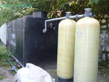 污水一體化-氮磷的去除