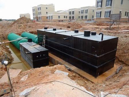 小區一體化污水處理設備