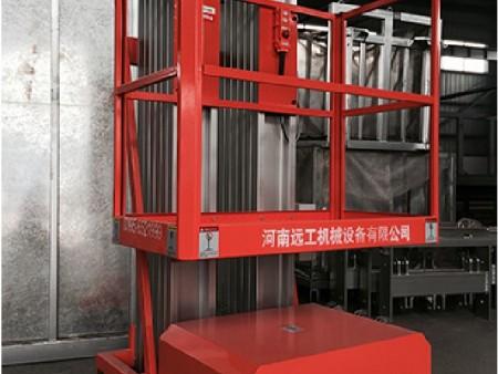 郑州电动液压升降平台