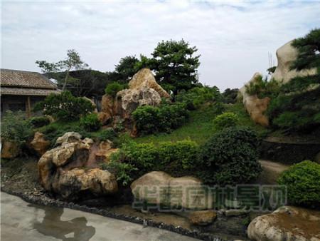 别墅庭院景观工程