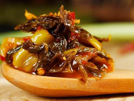 米线酸菜酱